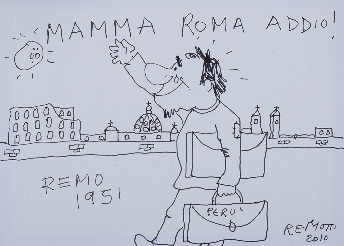 remotti di carta mamma roma