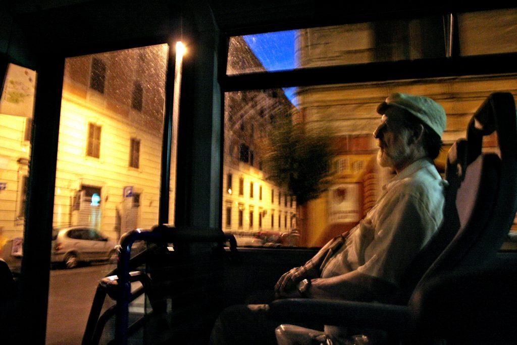 roman buses by gabriele gelsi